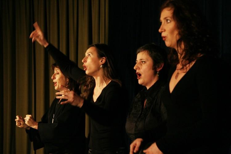 sanacore-a cappella